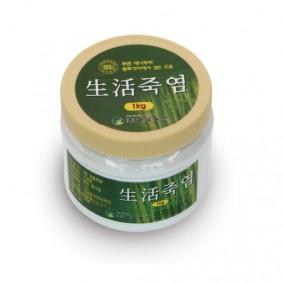 지리산 3회 생활죽염(1kg)